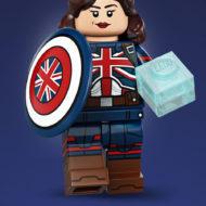 captain carter lego 71031