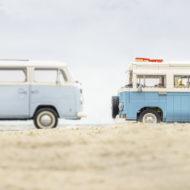 lego 10279 volkswagen t2 camper van vs real one 2