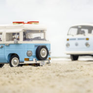 lego 10279 volkswagen t2 camper van vs real one 3