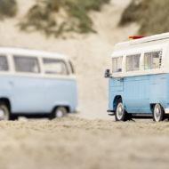 lego 10279 volkswagen t2 camper van vs real one 5