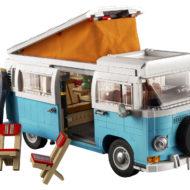 lego 10279 volkswagen t2 camper van 1