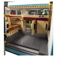 lego 10279 volkswagen t2 camper van 8