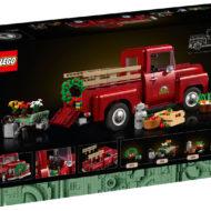 lego 10290 pickup truck box back