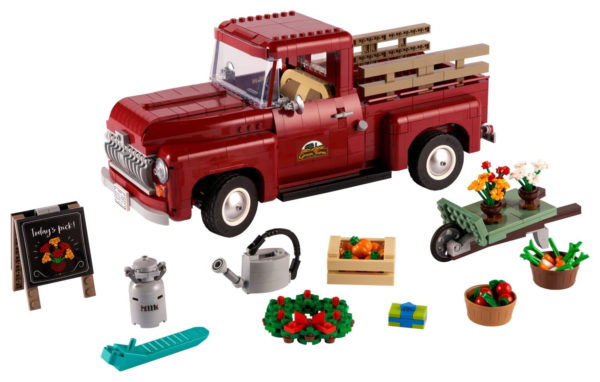 lego 10290 pickup truck 1
