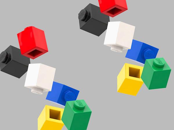 lego adverts illustration