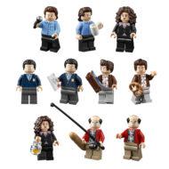 lego ideas 21328 seinfeld minifigures