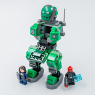 lego marvel what if 76201 captain carter hydra stomper 2