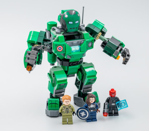 lego marvel what if 76201 captain carter hydra stomper 4