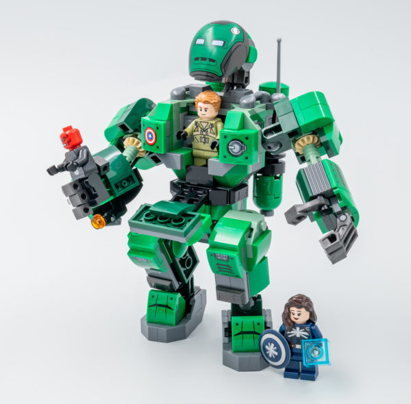 lego marvel what if 76201 captain carter hydra stomper 5