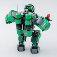 lego marvel what if 76201 captain carter hydra stomper 7