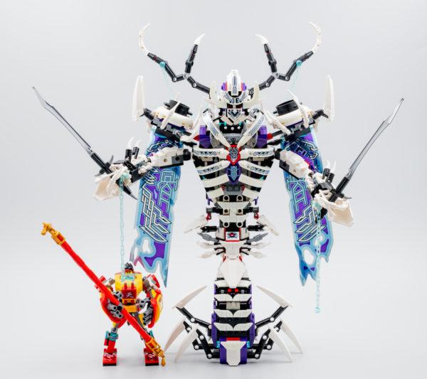 lego monkie kid 80028 bone demon 6 1