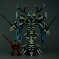 lego monkie kid 80028 bone demon 7
