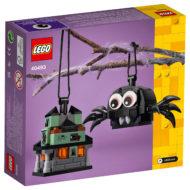 lego seasonal 40493 spider haunted house pack 2021 3