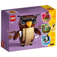 lego seasonal 40497 halloween owl 2021 1