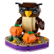 lego seasonal 40497 halloween owl 2021 2