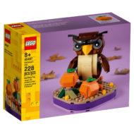 lego seasonal 40497 halloween owl 2021 3