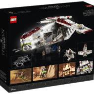lego starwars 75309 ucs republic gunship box back