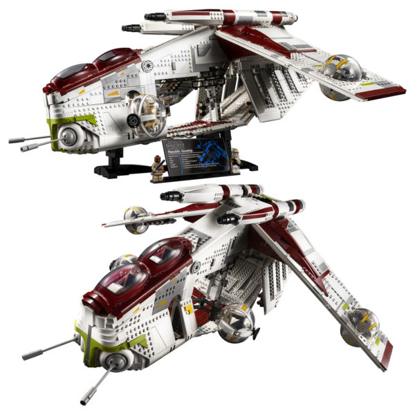lego starwars 75309 ucs republic gunship 1