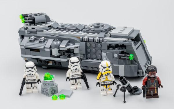 lego starwars 75311 imperial armored marauder 7