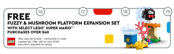 lego super mario offers usa august 2021 1
