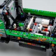 lego technic 42129 4x4 mercedes benz zetros trial truck 13