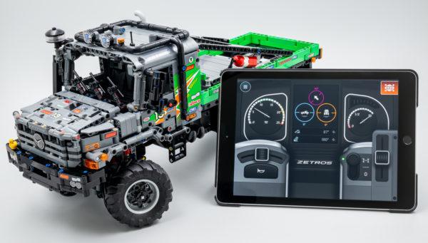 lego technic 42129 4x4 mercedes benz zetros trial truck 15