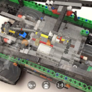 lego technic 42129 4x4 mercedes benz zetros trial truck 16