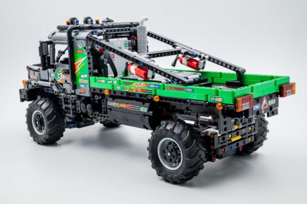 lego technic 42129 4x4 mercedes benz zetros trial truck 2