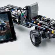 lego technic 42129 4x4 mercedes benz zetros trial truck 7