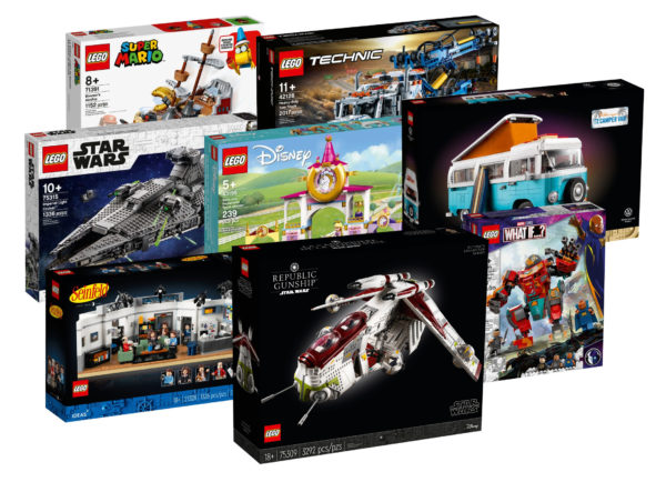 new lego products aout 2021 shop
