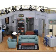 seinfeld appartement replica official