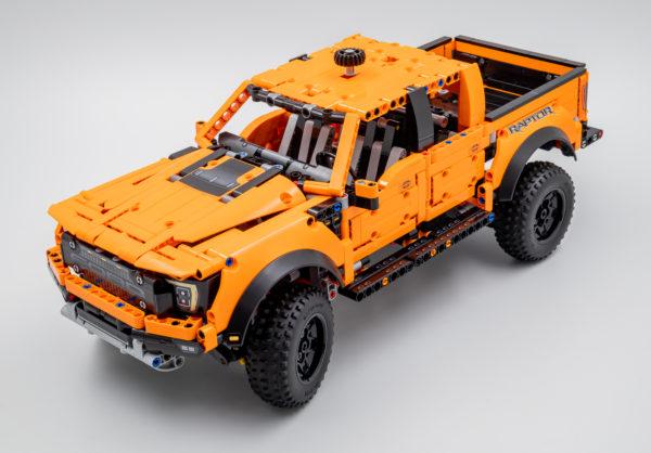 42126 lego technic ford f150 raptor 19