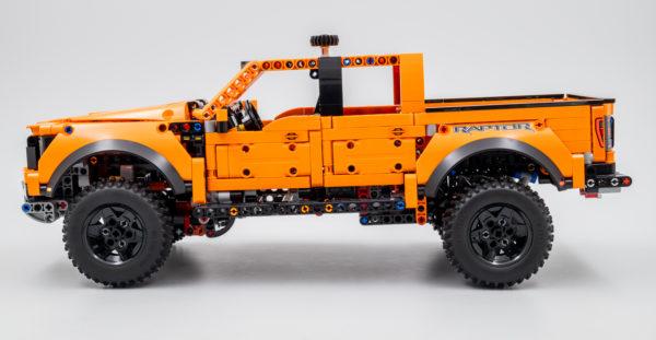 42126 lego technic ford f150 raptor 6