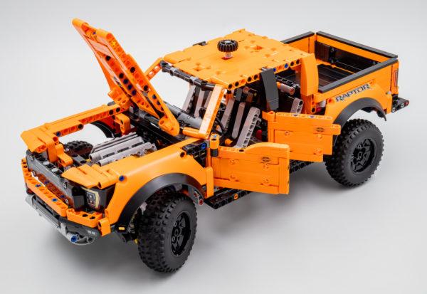42126 lego technic ford f150 raptor 8