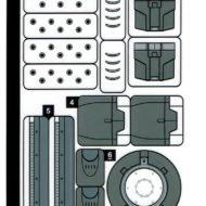 76190 lego marvel iron man iron monger mayhem sticker sheet