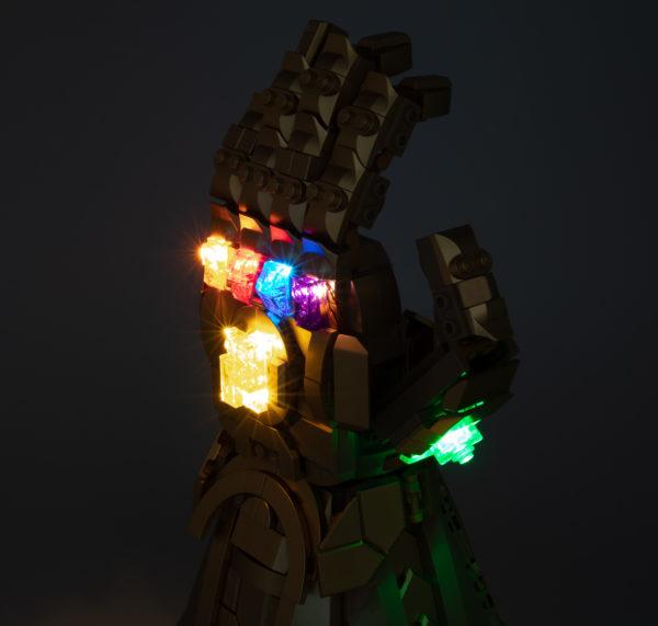 76191 lego marvel avengers infinity gauntlet 16