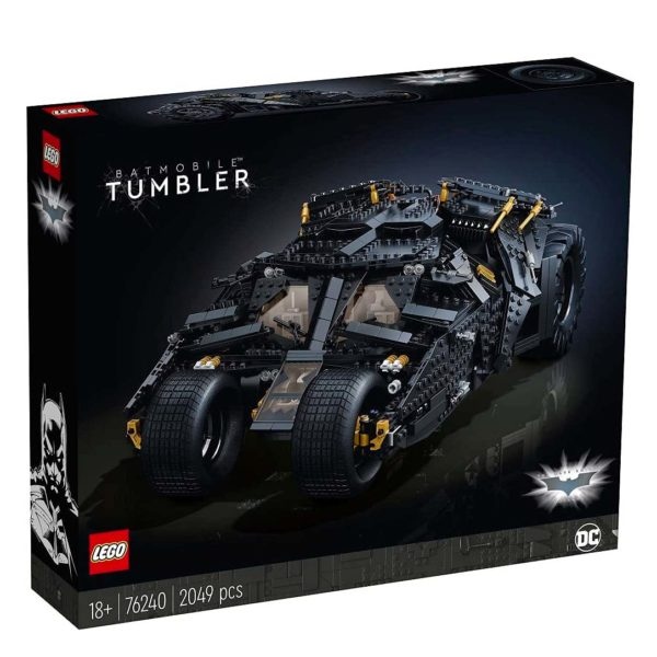 76240 lego batman dc comics tumbler 2