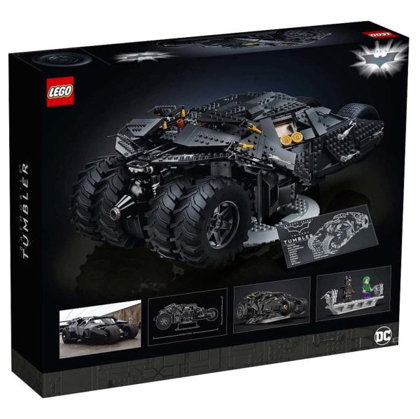 76240 lego batman dc comics tumbler 3