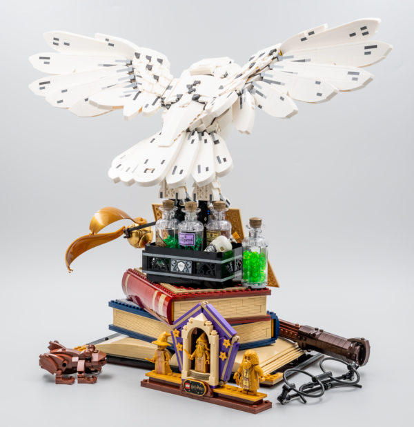 76391 lego harry potter hogwarts icons collector edition 25