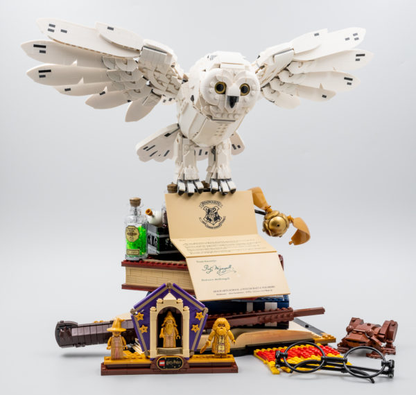 76391 lego harry potter hogwarts icons collector edition 29