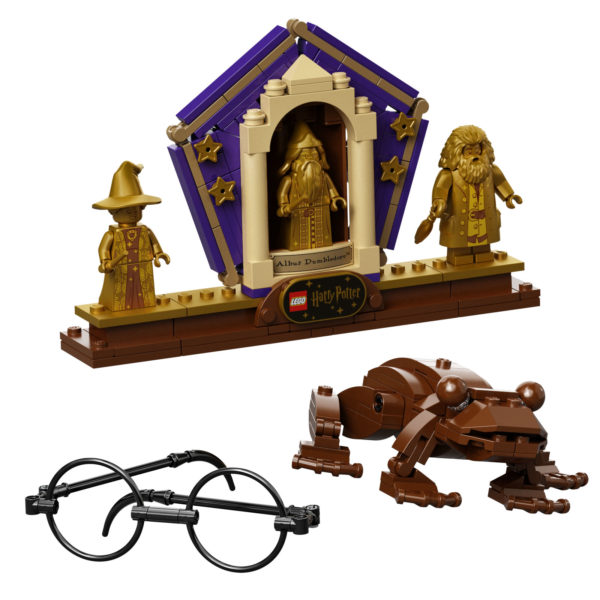 76391 lego harry potter hogwarts icons collector edition 6
