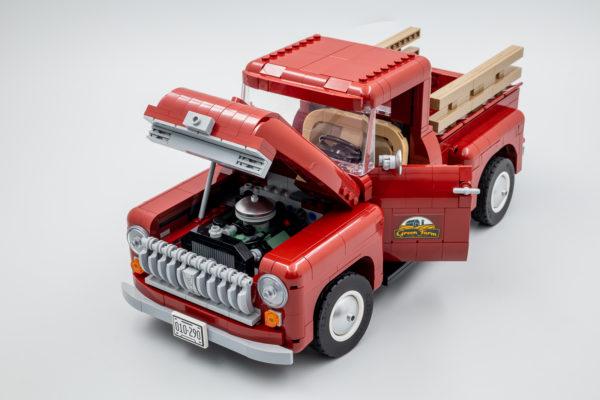 lego 10290 pickup truck 10