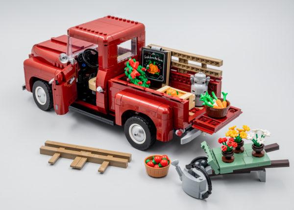lego 10290 pickup truck 19