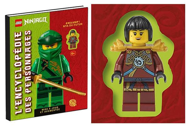 lego ninjago encyclopedie personnages augmentee 2021 future nya minifig
