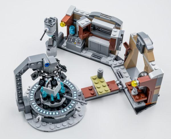 lego starwars 75319 armorer mandalorian forge 6