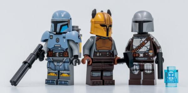 lego starwars 75319 armorer mandalorian forge 7