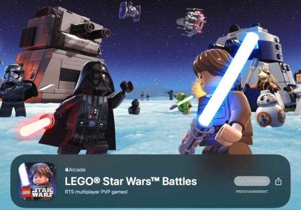 lego starwars battles coming apple arcade