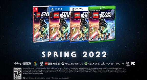 lego starwars skywalker saga delayed again 2022