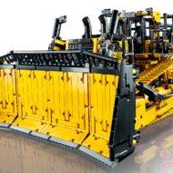 lego technic 42131 app controlled cat d11 bulldozer 2