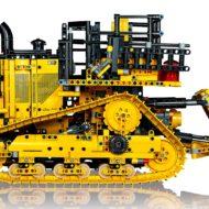 lego technic 42131 app controlled cat d11 bulldozer 3